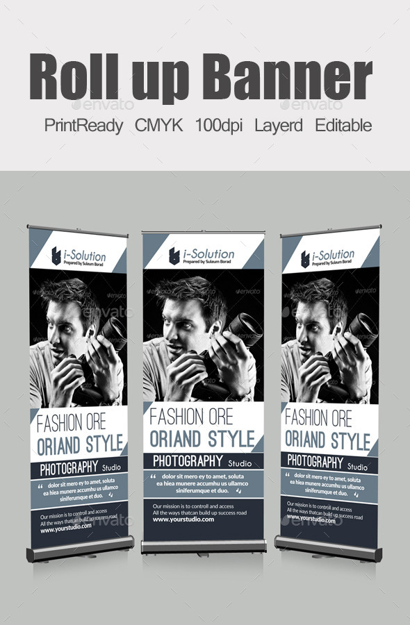 GraphicRiver Roll Up Business Banners 10458094
