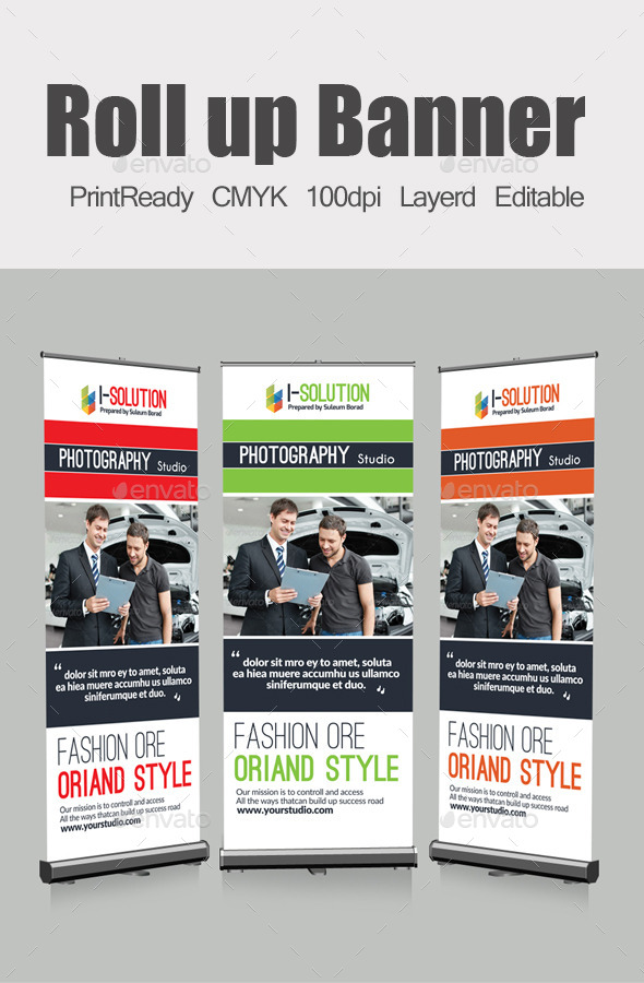 GraphicRiver Roll Up Business Banners 10458263