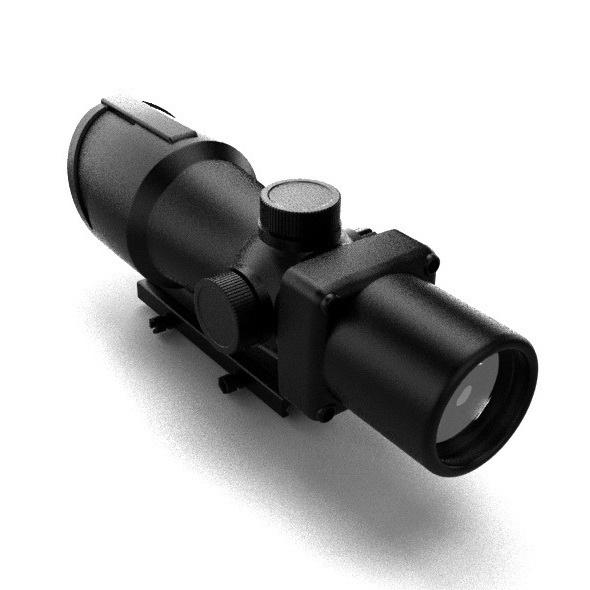 3DOcean Acog scope 10459320