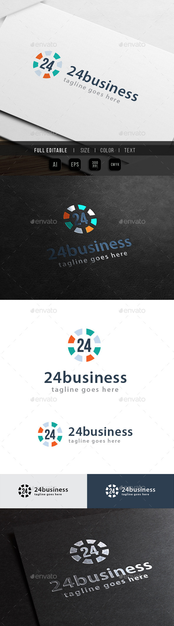 GraphicRiver 24 business Twenty Four Hour 10459621