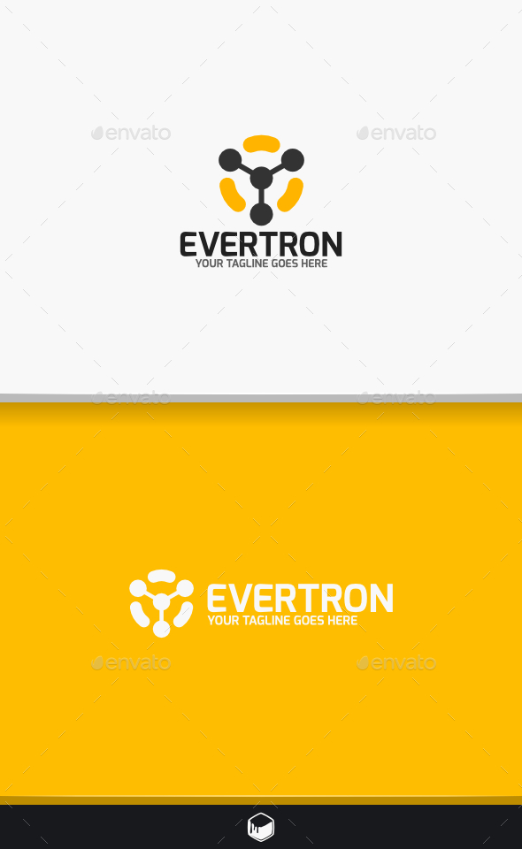 GraphicRiver Evertron Logo 10459716