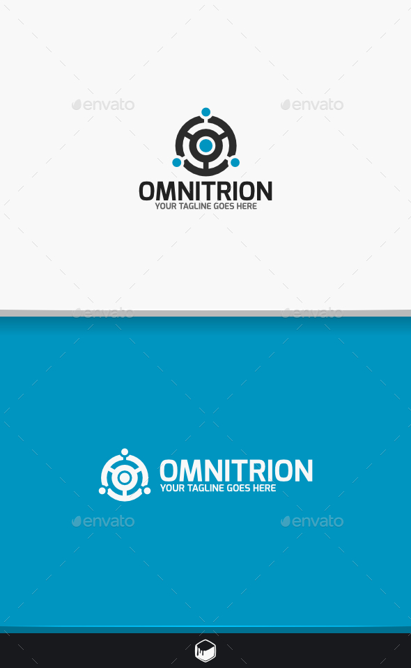 GraphicRiver Omnitrion Logo 10459750