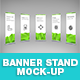 Pull Up Banner Stand Mock-Up - GraphicRiver Item for Sale