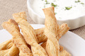 baked cheese sticks with dip - PhotoDune Item for Sale