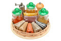 Collection dry spices - PhotoDune Item for Sale