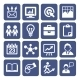 Marketing Icons Set - GraphicRiver Item for Sale