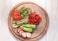 Grilled vegetables - PhotoDune Item for Sale
