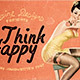 Think Happy Custom Font