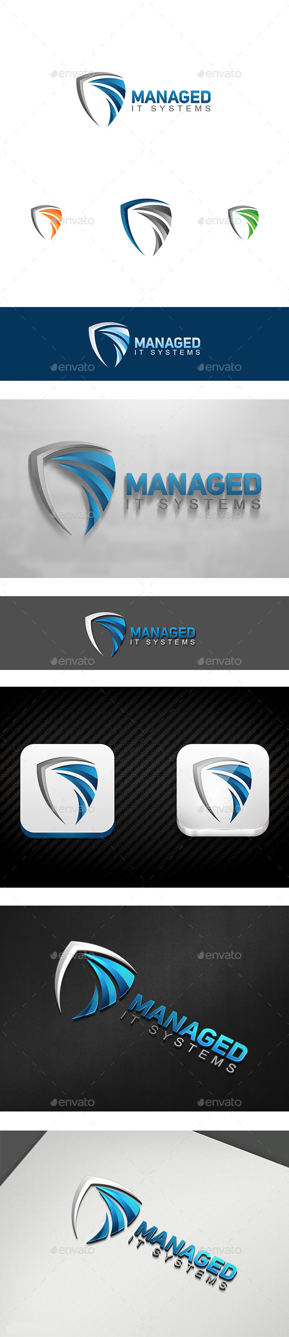 GraphicRiver Managed IT 10462881