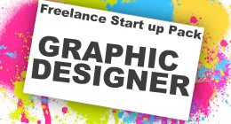 Freelance Start Up Pack - Graphic Designer