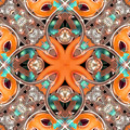 Digital Modern Geometric Floral Collage - PhotoDune Item for Sale