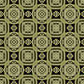 Geometric Floral Collage Pattern - PhotoDune Item for Sale