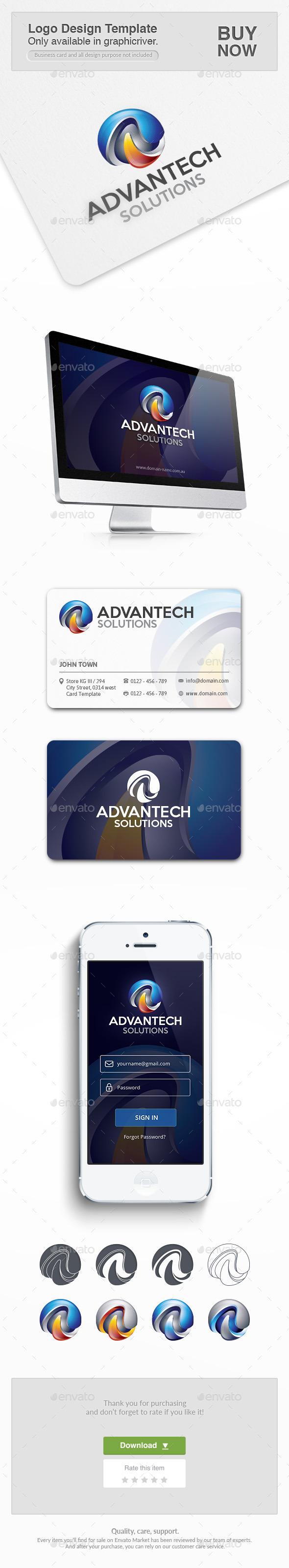 GraphicRiver Advan Tech 10463669