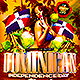 Dominican Independence Day Flyer - GraphicRiver Item for Sale