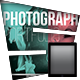Ipad & Tablet Photographer Portfolio - GraphicRiver Item for Sale