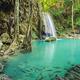 Beautiful Erawan Waterfall in Erawan National Park, Kanchanaburi - PhotoDune Item for Sale