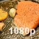 Fry Salmon - VideoHive Item for Sale