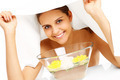 Facial treatment in spa - PhotoDune Item for Sale