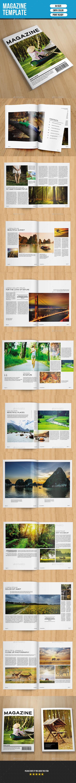 GraphicRiver Minimal Magazine-V05 10466062