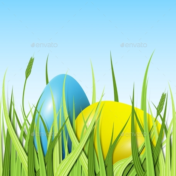 GraphicRiver Happy Easter 10466675