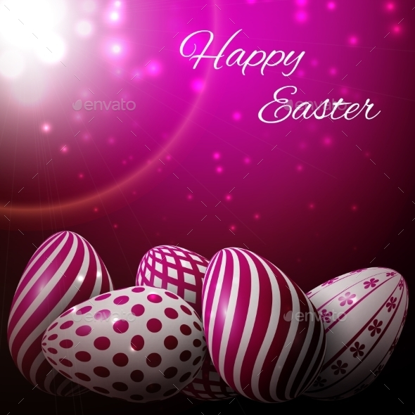 GraphicRiver Happy Easter 10466774