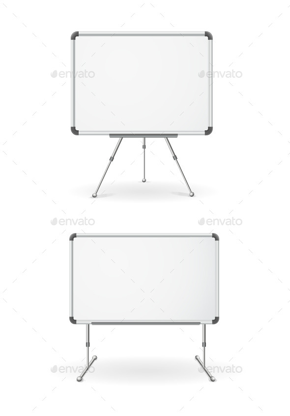 GraphicRiver Empty Whiteboard 10467658