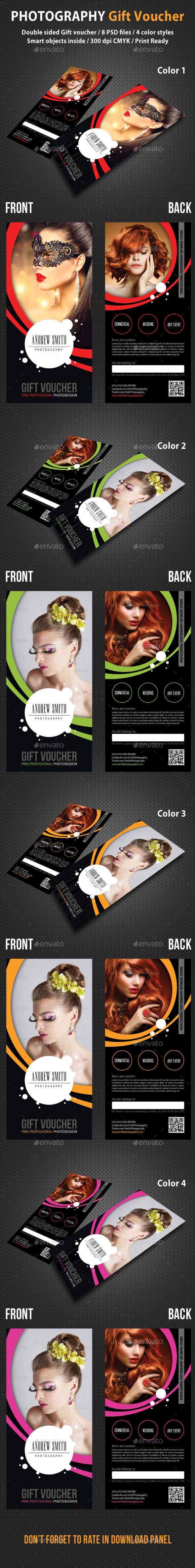 GraphicRiver Photography Studio Gift Voucher 04 10467953