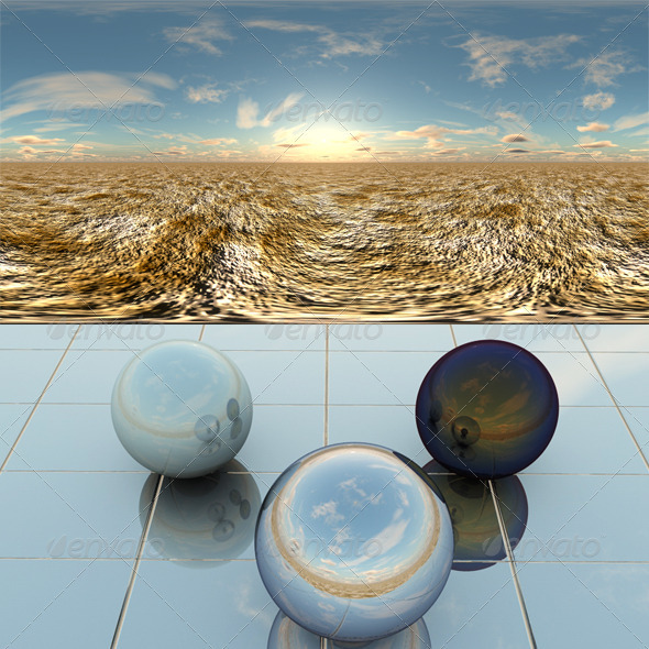 3DOcean Desert1 1054270