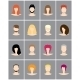 Women's Hairstyles - GraphicRiver Item for Sale