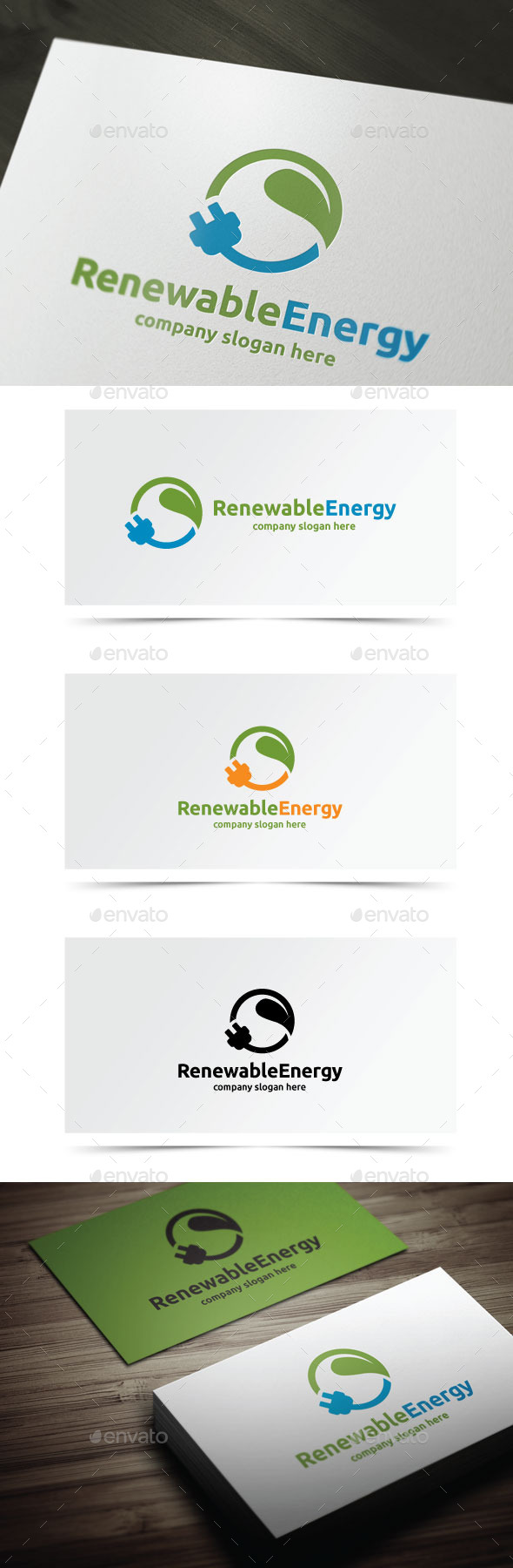 GraphicRiver Renewable Energy 10468269