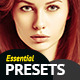 Essential Lightroom Presets - GraphicRiver Item for Sale