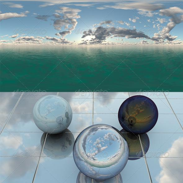 3DOcean Sea 14 1054394