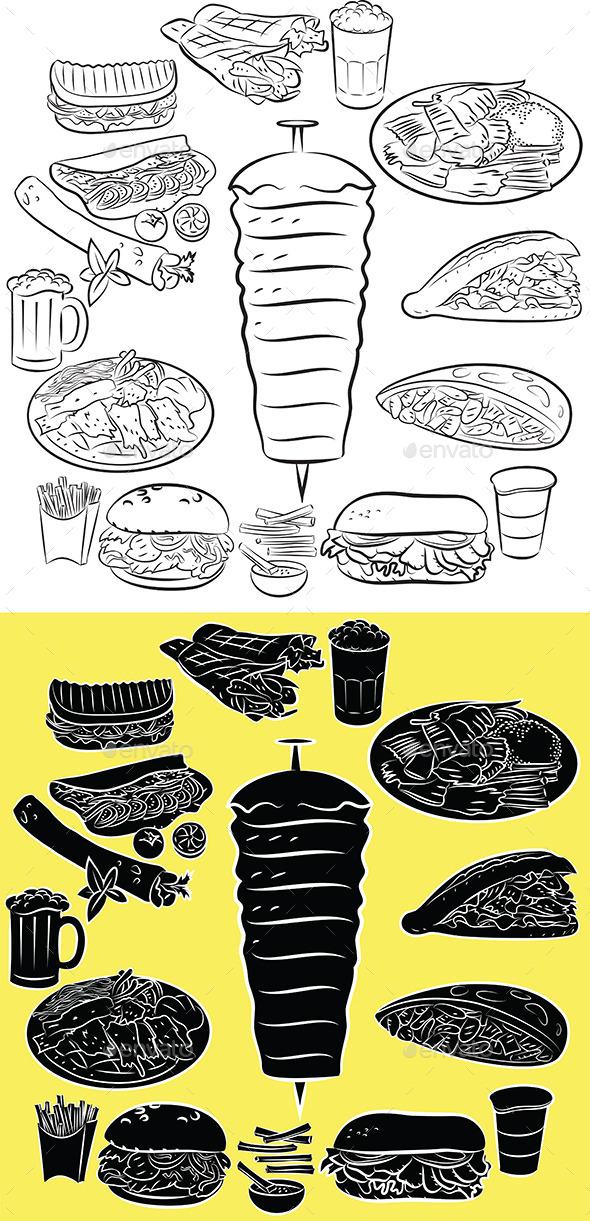 GraphicRiver Doner Kebab 10468843
