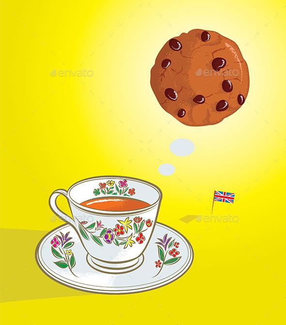 GraphicRiver Tea Time 10469160