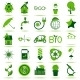 Green Eco Icons 3 - GraphicRiver Item for Sale