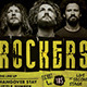 Rockers Paper Flyer - GraphicRiver Item for Sale