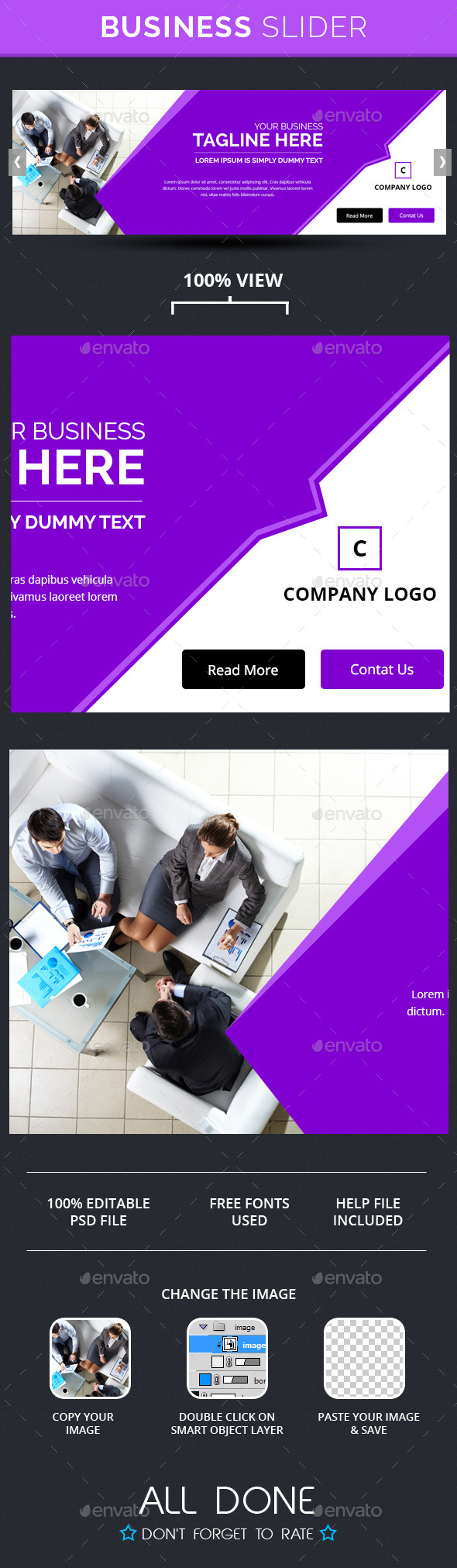 GraphicRiver Business Slide V5 10469354