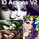 10 Color Effect Actions V2 For Photographers  - GraphicRiver Item for Sale