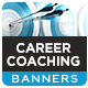 Career Coaching Banners - GraphicRiver Item for Sale