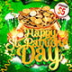 Happy St. Patrick's Day Flyer Template - GraphicRiver Item for Sale