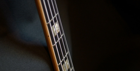VideoHive Bass Guitar Neck 10470075
