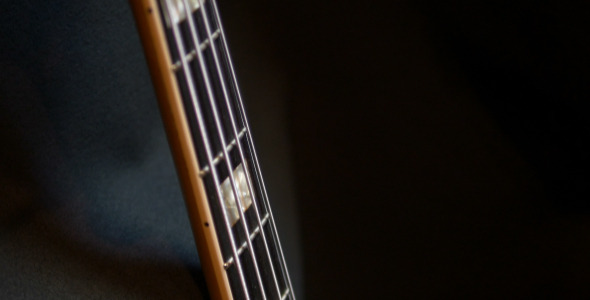 VideoHive Bass Guitar Neck 10470076