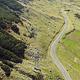 Flying Above Road in the Mountains - VideoHive Item for Sale