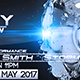 Electro House Facebook Cover V3 - GraphicRiver Item for Sale