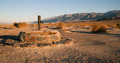 Stovepipe Wells Ancient Dry Well Death Valley California - PhotoDune Item for Sale