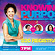 Knowing Your Purpose Church Flyer Template - GraphicRiver Item for Sale