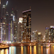 Fantastic Night Dubai Marina 1 - VideoHive Item for Sale