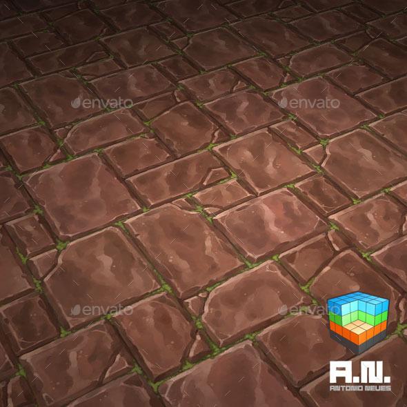 3DOcean Stone texture floor-05 10471628