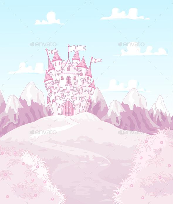 GraphicRiver Magic Castle 10472119