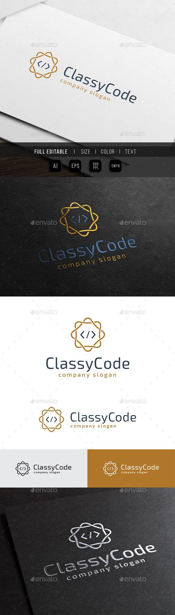 GraphicRiver Premium Classy Code 10472177